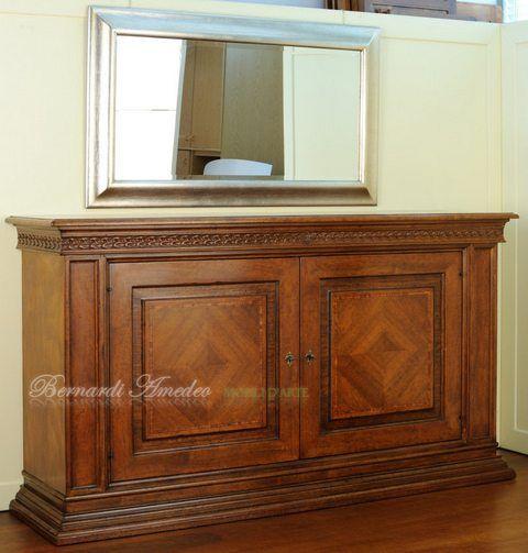 Produzione artigianale e vendita di mobili in legno for Produzione di mobili