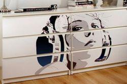 Produzione e vendita arredamento for Pellicole adesive per mobili