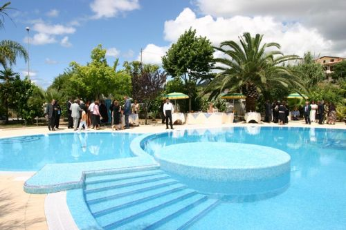Party sulla Piscina dell\' Hotel La Bussola