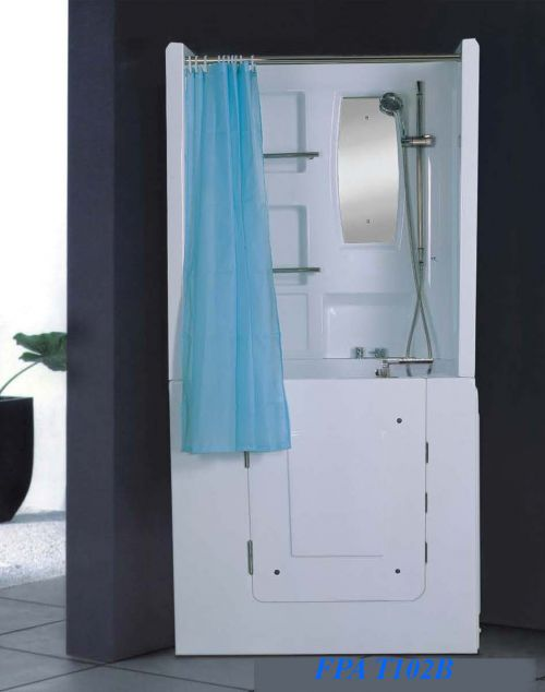 Tenere al caldo in casa doccia per anziani e disabili prezzi for Piani casa accessibili per disabili